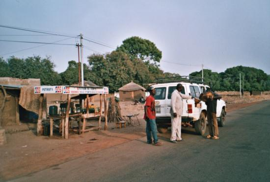 Pama - La pompe à essence