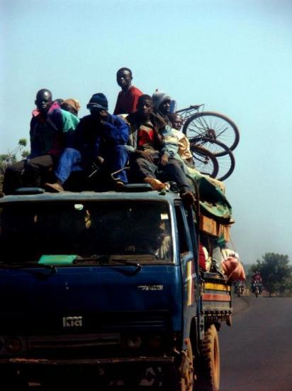 Le bus africain