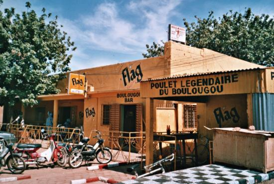 Ouaga - Le Boulougou (une véritable institution)