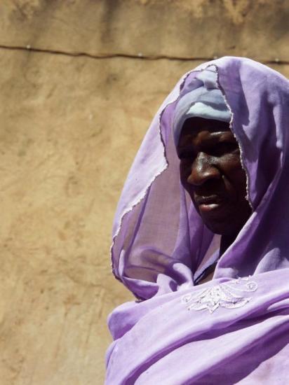 Ouagadougou - Les mamans