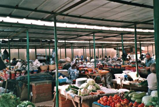 Fada N'Gourma - Le marché