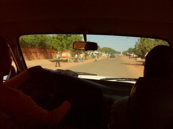 Ouagadougou 1 - Les Artères