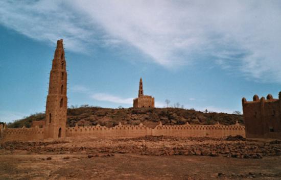 Bani - La colline aux 7 mosquées (1 par jour de la semaine)