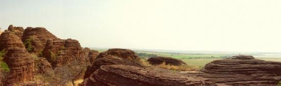 Panorama depuis les Collines