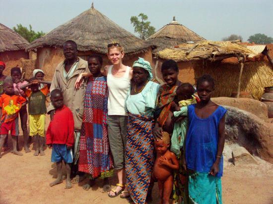 Diabiga - Tampandia et sa famille