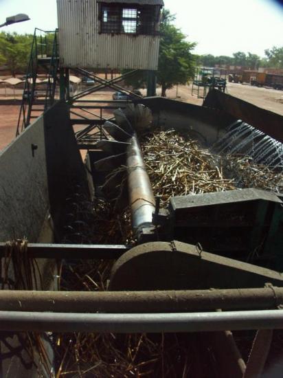 La Sucrerie 2 - Lavage de la canne