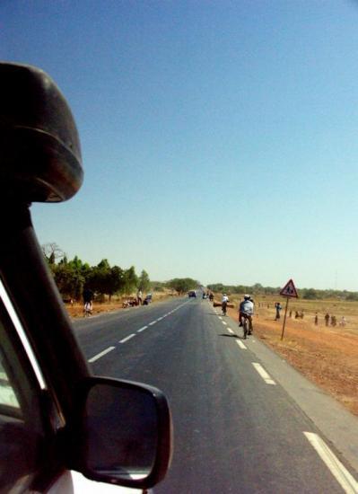 Ouagadougou - Au départ pour Pama