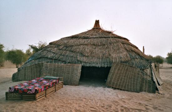 Aoumaf - Campement Peul