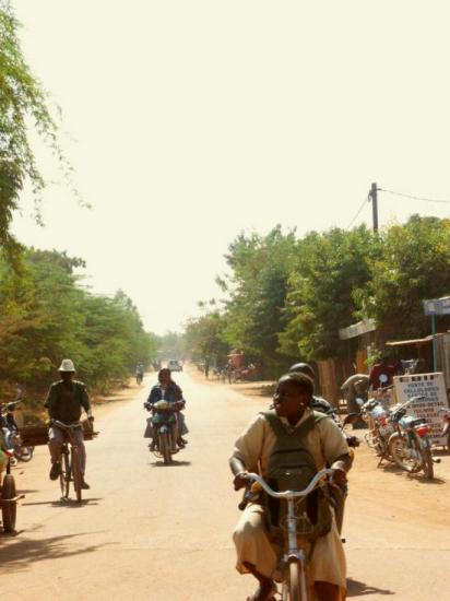 Ouagadougou 2 - Les avenues