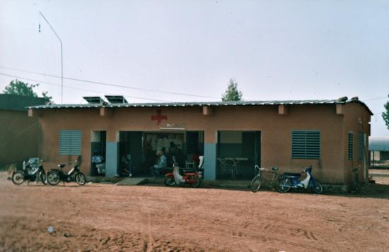 L'hôpital de Pama